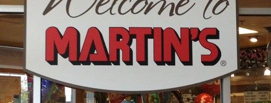 MARTIN'S is one of Lieux qui ont plu à Bryan.