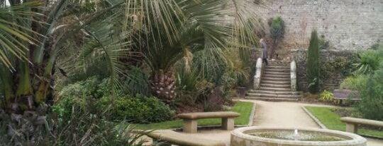 Jardin de la Retraite is one of Bretagne.