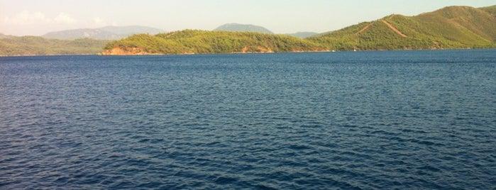 Ayin Bay is one of 7. ÖLÜDENİZ SAHİL.