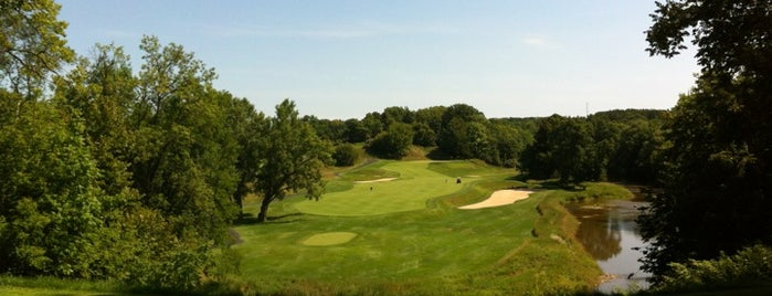 Blackwolf Run Golf Course is one of Rob's Liked Places.