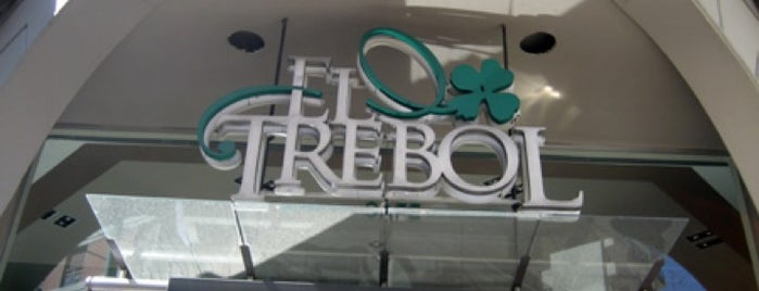 El Trébol is one of สถานที่ที่ Flor ถูกใจ.