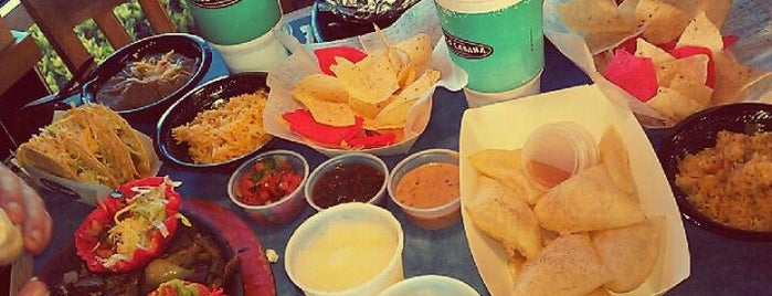 Taco Cabana is one of 🌺Chaleneさんのお気に入りスポット.