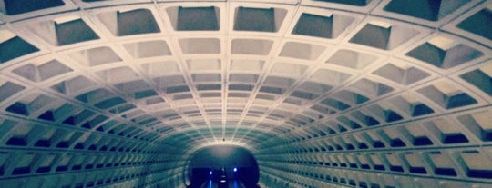 Capitol South Metro Station is one of DC Metro Insider Tips.