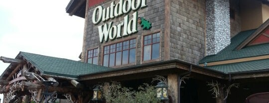 Bass Pro Shops is one of Posti che sono piaciuti a Larry.