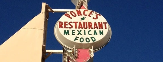 Ponce's Mexican Restaurant is one of San Diego: Taco Shops & Mexican Food.