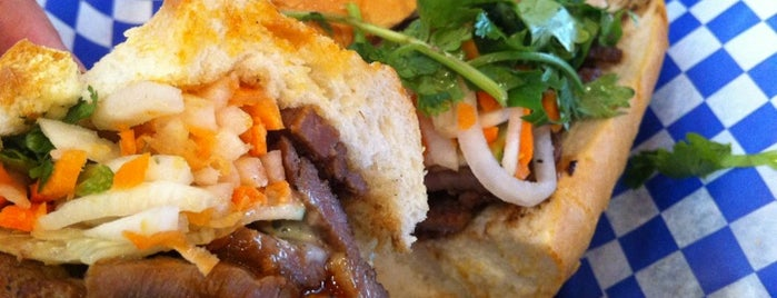 Banh Mi Boys is one of Travel Guide to Toronto.