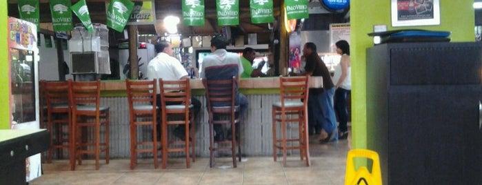 Lechonera y Cafeteria Los Amigos is one of Cristina : понравившиеся места.