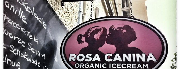 Rosa Canina is one of Vegan berlin.