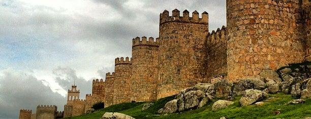 Murallas de Ávila is one of Spain!.
