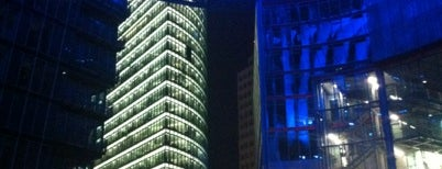 Sony Center is one of Top Locations Berlin.