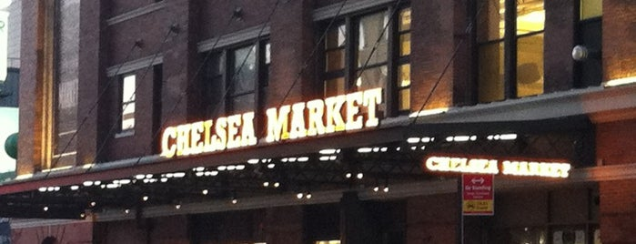 Chelsea Market is one of NYC greatest venues.