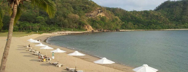 Pico de Loro Beach and Country Club is one of Lugares favoritos de Shank.