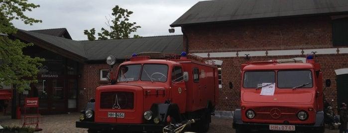 Feuerwehr Museum is one of Ausflugsziele in und um Hamburg.