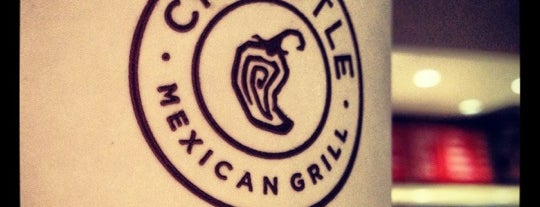 Chipotle Mexican Grill is one of Posti che sono piaciuti a Andrea.