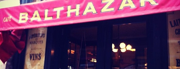 Balthazar is one of NYC Best Dining Picks.