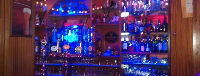 Malibu Bar is one of Cyprus.