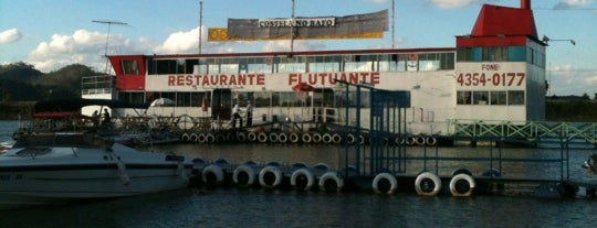 Restaurante Flutuante Atrevidus is one of Veja Comer & Beber ABC - 2012/2013 - Restaurantes.