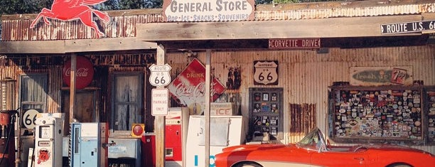 Hackberry General Store is one of Must See Landmarks.