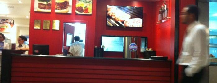 Marvin American Burgers is one of Brasília Baby.