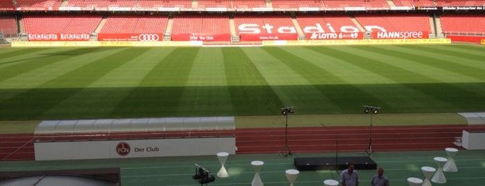 Max-Morlock-Stadion is one of Part 1~International Sporting Venues....