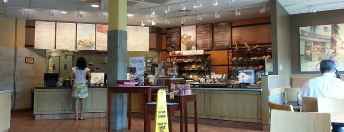 Panera Bread is one of Miami.