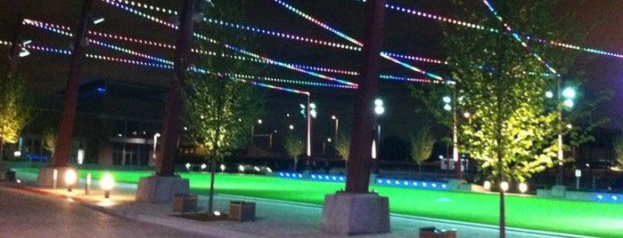Parkway Bank Park at Rosemont is one of Tempat yang Disukai Bri.
