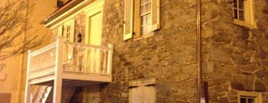 Old Stone House is one of DC.