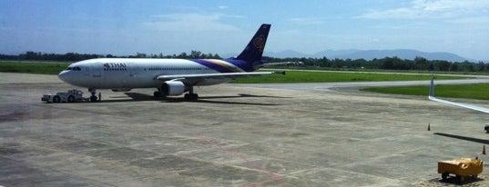 ท่าอากาศยานแม่ฟ้าหลวง เชียงราย is one of AIRPORT.