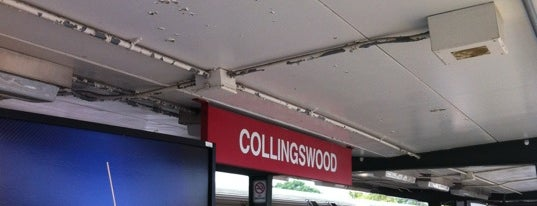 PATCO: Collingswood Station is one of Locais curtidos por Joseph.