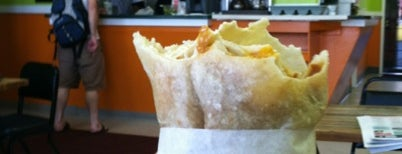 King Burrito Mexican Food is one of Food! Gluten Free Variety..