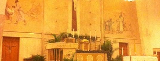 St. Patrick's Church is one of Lieux qui ont plu à Andy.