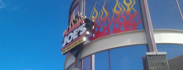 Flamin' Joe's is one of Lugares favoritos de Aileen.