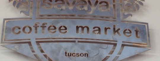 Savaya Coffee Market is one of T-Town.