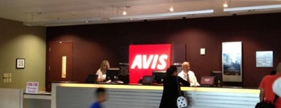 Avis Car Rental is one of Posti che sono piaciuti a Alberto J S.