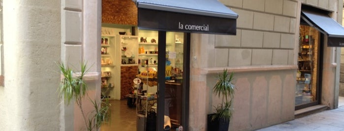 La Comercial is one of Barcelona (por si).
