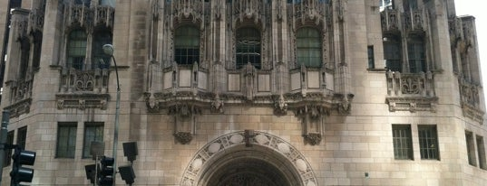 Chicago Tribune is one of Chicago Attractions.
