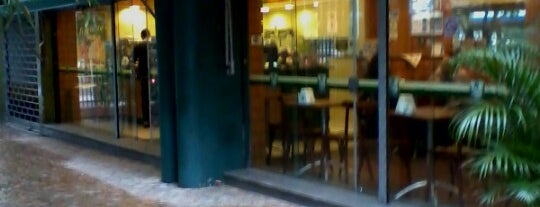 Casa do Pão de Queijo is one of Bakeries, Coffee Shops & Breakfast Places.