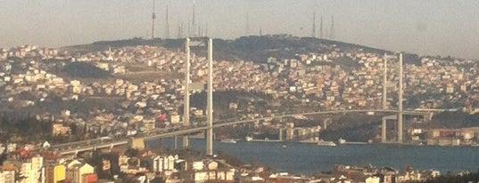 Beşiktaş is one of ● Bebek (istanbul).