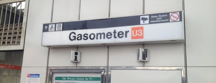 U Gasometer is one of The Wiener takes it all.