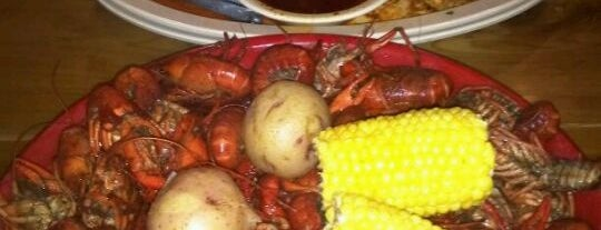 Bluewater Seafood - 290 is one of Places to try in Houston.