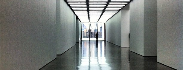 White Cube is one of London to-do.
