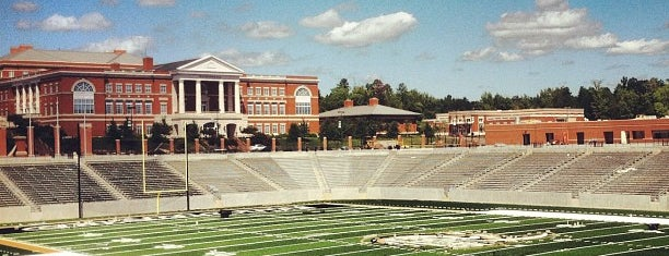 McColl-Richardson Field at Jerry Richardson Stadium is one of Sports.