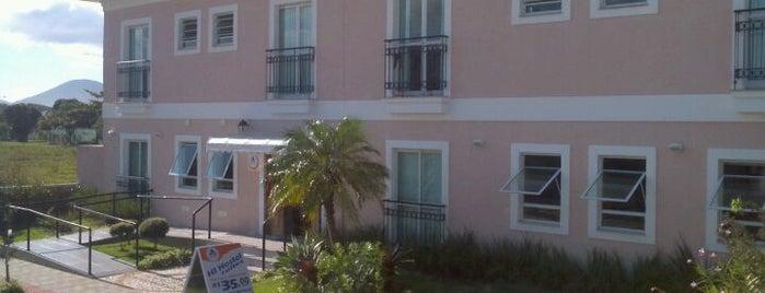 Hostel Barra da Lagoa is one of Orte, die Carol gefallen.