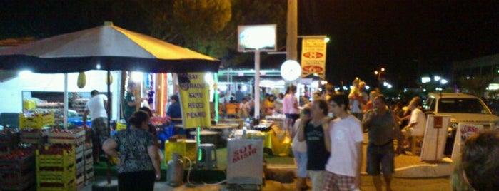 Altınova Gece Pazarı is one of Halil'in Beğendiği Mekanlar.