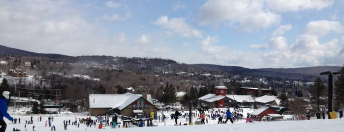 Mount Snow Resort is one of Come Back Later.