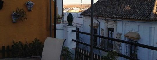 Santa Ana is one of Donde dormir en Cordoba.