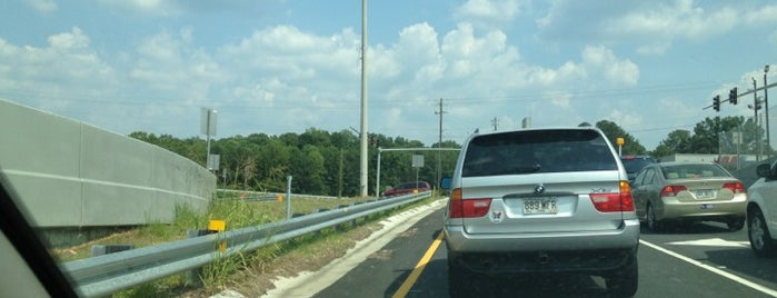 Roswell Rd Ramp Traffic is one of The Chad.