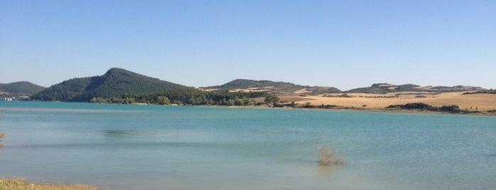 Pantano de Alloz is one of Reyno de Navarra, Tierra de Diversidad.