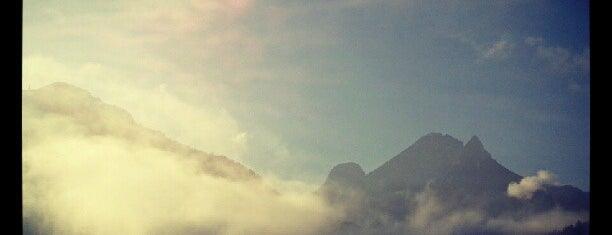 Val di Fassa is one of Dolomiti Super Ski - Italy.