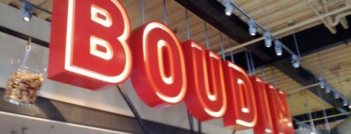 Boudin Bakery Café Baker's Hall is one of My SF Bucket List.